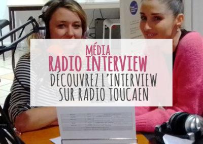 Interview Radio Claire Marion Chanlon Prana Yoga Caen