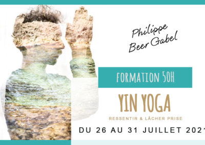 Formation Yin Yoga Caen